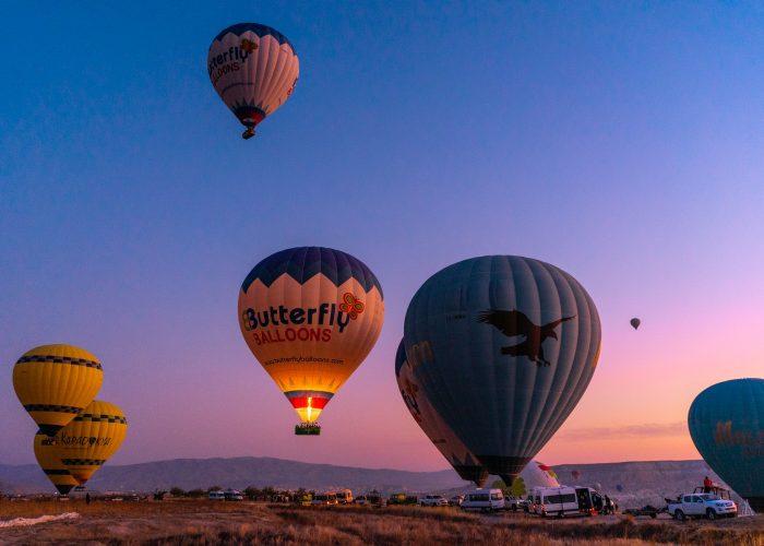 6 Days Istanbul & Cappadocia Beauty